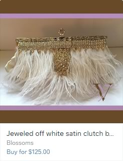 jeweled-off-white-satin-clutch