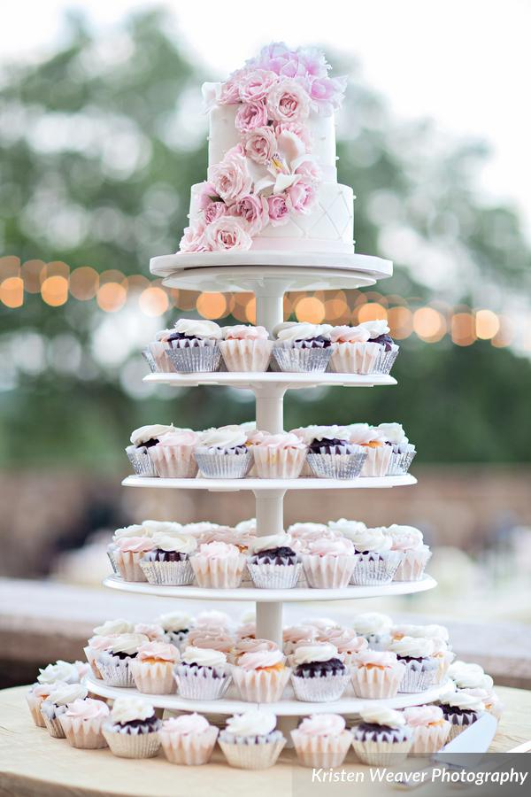 Mini Wedding Cake And Cupcakes Wedding Planners Vangie S Events
