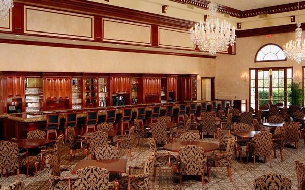 Trump International ballroom