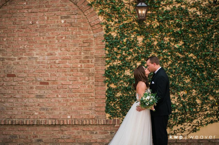 Bella Collina: Megan and Brian