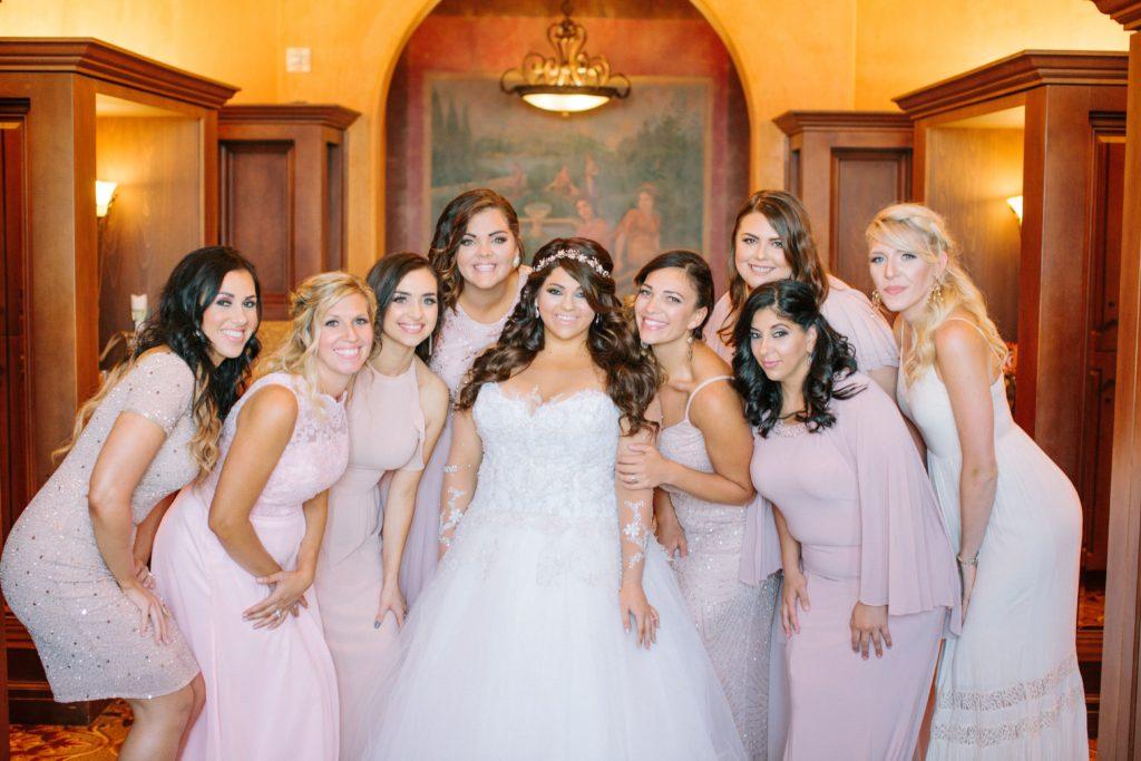 David & Elesha fairytale wedding
