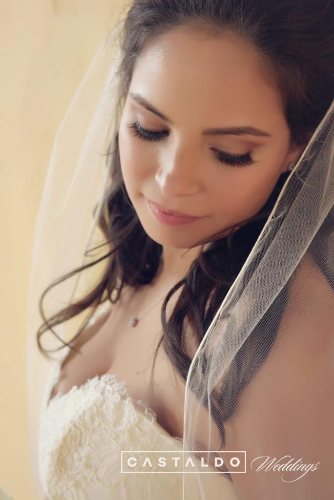 Italian bride Bella Collina Weddings