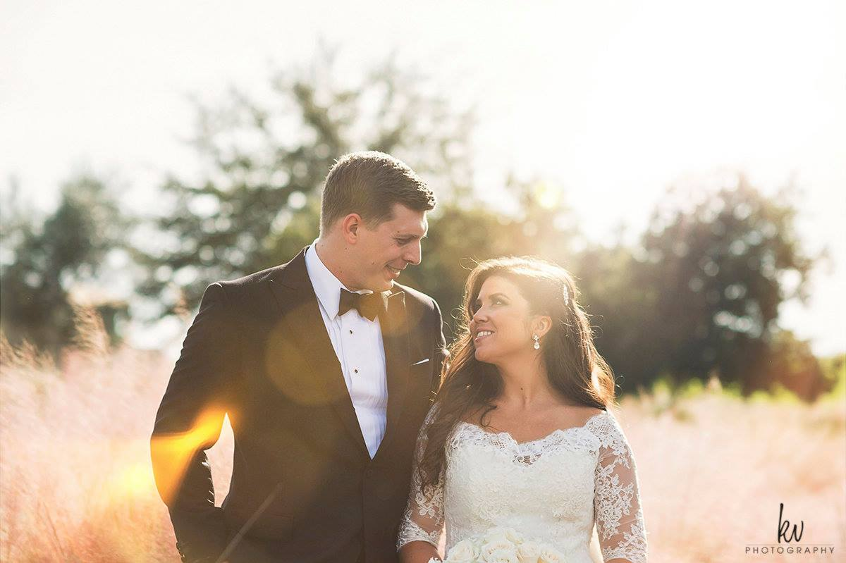 Kelscey and Brandon Whimsical Dream Wedding