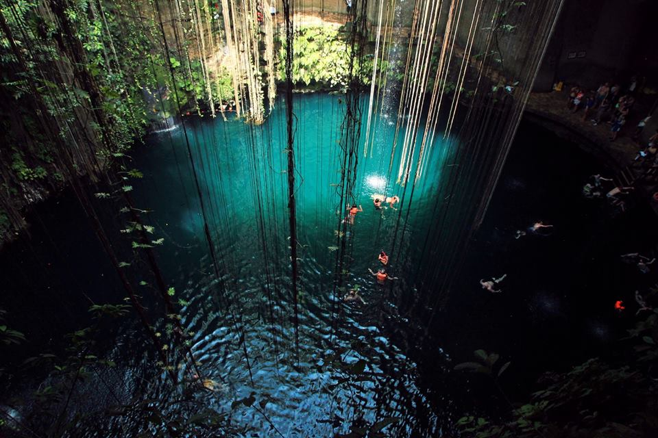vangie events honeymoons mexican cenote