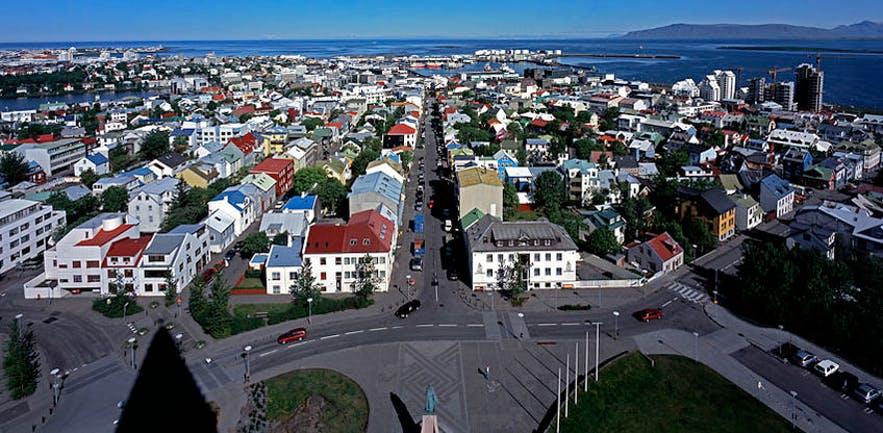 vangies events summer honeymoon destinations reykjavik
