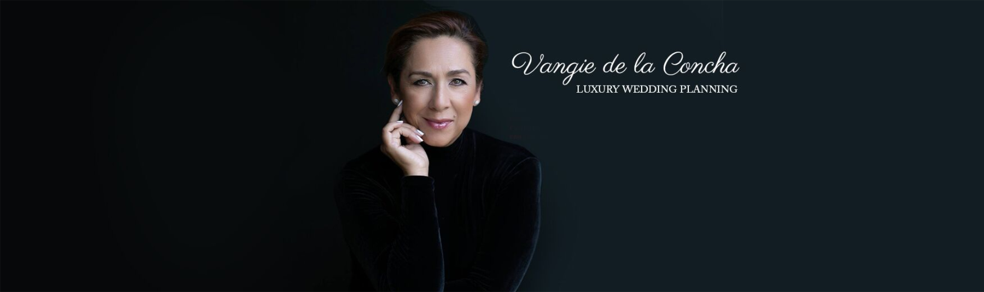 Vangie de la concha luxury wedding planner