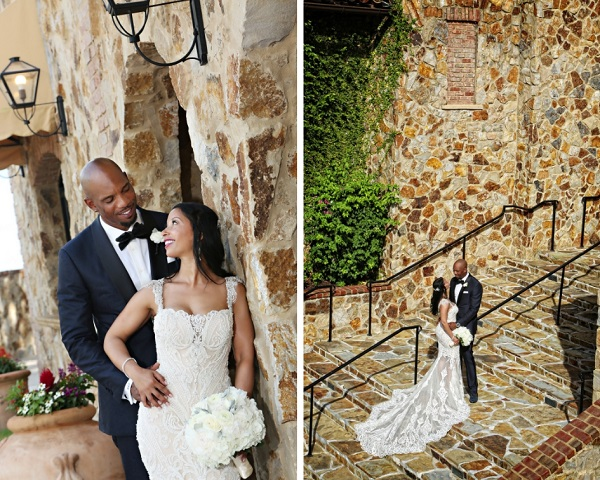Bella Collina, Black Bride Magazine Feature, Vangie Events, Inspired