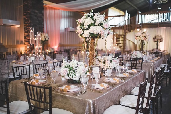 Vangie Events, Blossom Arrangements, arrangement, Ceremony