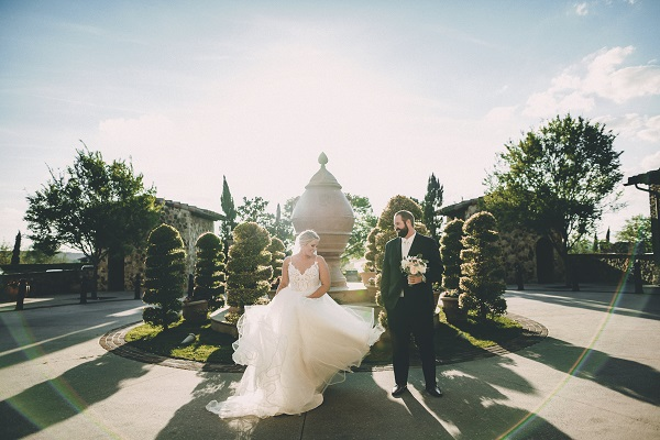 Shea &  Derek's Bella Collina Wedding