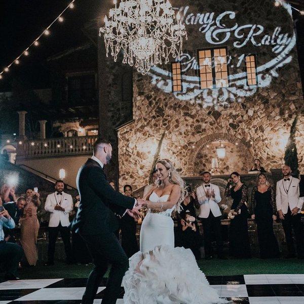 Vangie Events- Modern Luxury Wedding-Tiffany and Roly- Bella Collina Wedding