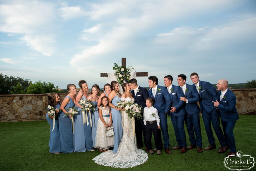 Katy and Cody's Bridal Party