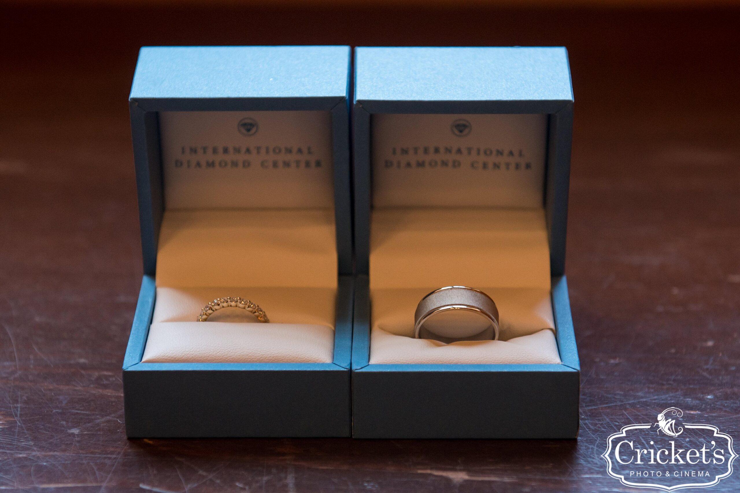 Bella Collina Wedding Rings