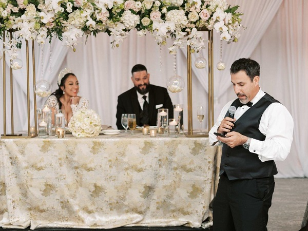 Diana and Omar- Bella Collina Wedding-Vangie Events