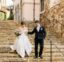 Gabby & David: Dusty Blue Bella Collina Wedding