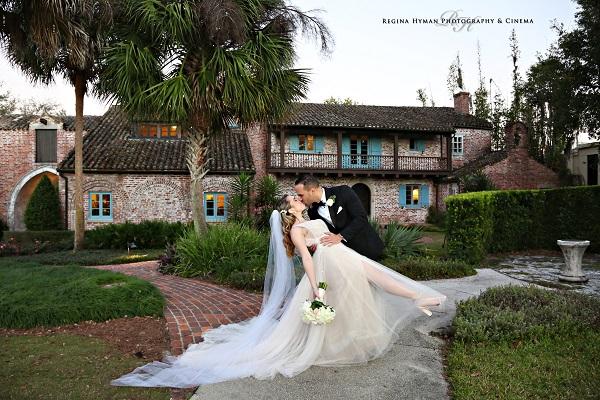 Yamile & Miguel: Romantic Casa Feliz Wedding